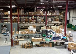 Mississauga distribution center