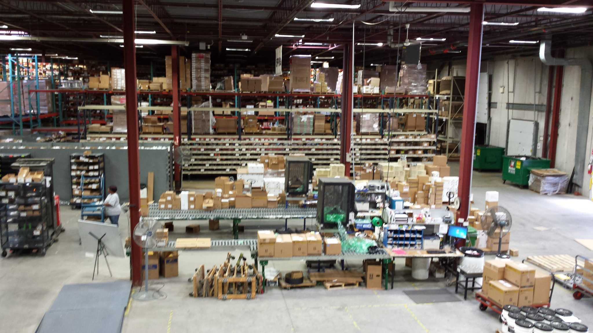 Mississauga distribution center