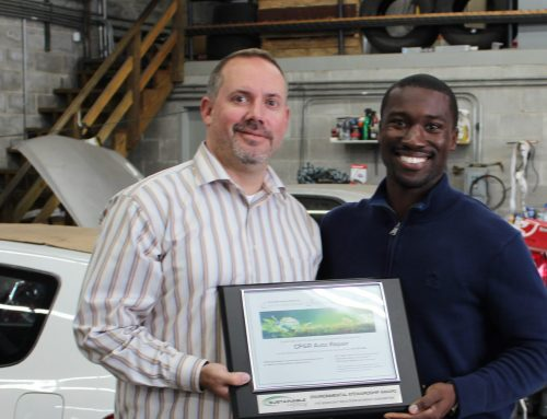 CP&R Auto Recognized for Energy Savings